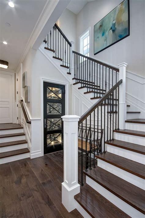 cape  california beach house staircase styles