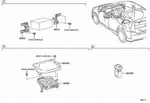 Toyota Prius Radio Amplifier  Amplifier  Stereo Component  Condenser  Audio  Cnd