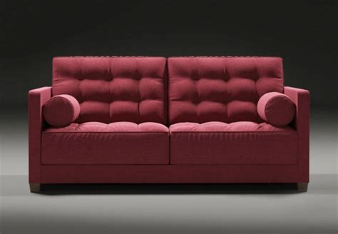 flexform canapé tufted sofa le canapé by flexform