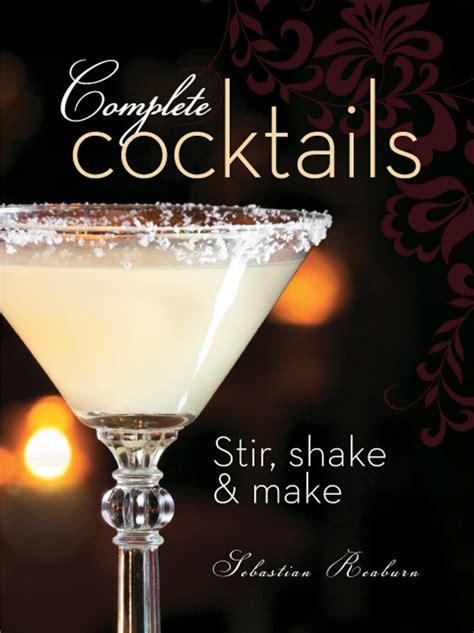 sebastian reaburn s book 1806 s complete cocktails