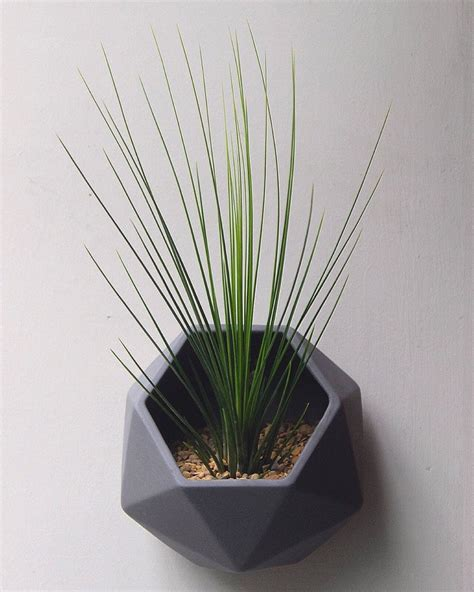 wall mounted planters 10 modern wall mounted plant holders to decorate bare