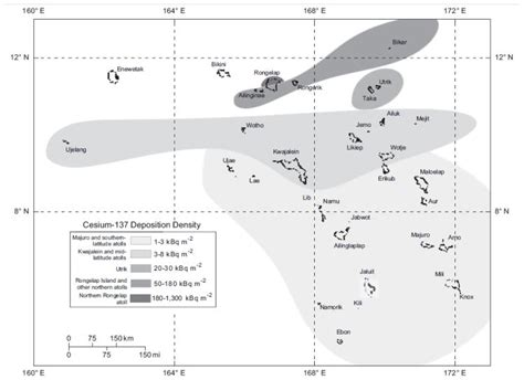 Marshall Islands Nuclear Tests