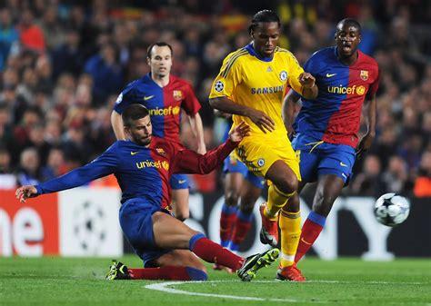 Barcelona v Chelsea Highlights - Soccer Highlights - Zimbio