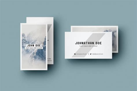 Four Vertical Business Card Mock Up Psd File Business Proposal Structure Healthcare Plan Samples Massage Therapy Free Attire Young Description Resale Questions Trends 2018