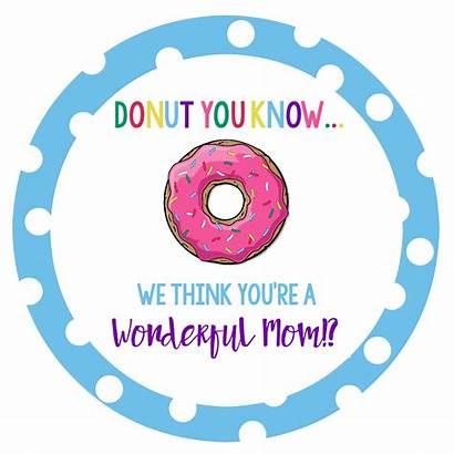 Donut Gift Fun Bouquet Squared Birthday Idea