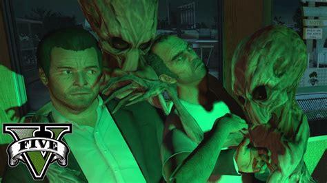 Aliens! (will Gta 5 Have Aliens?)