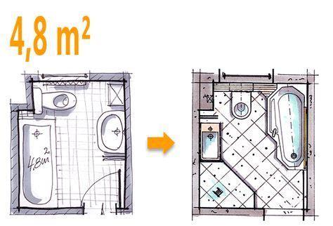 Kleines Bad Mit Dusche 3 Qm by Badplanung Beispiel 4 8 Qm Wannenbad Bekommt Zus 228 Tzlich