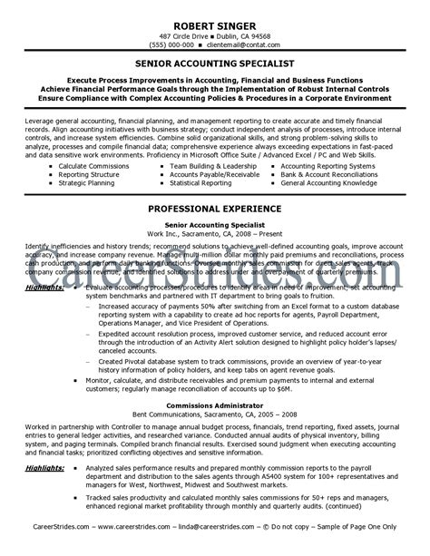 resume sle for accounting 28 images accountant resume sle resume controller accounting 28 accounting resume
