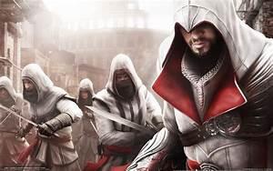 Assassins Creed Brotherhood Wallpaper - WallpaperSafari