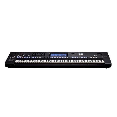 yamaha genos keyboard yamaha genos arranger keyboard at gear4music