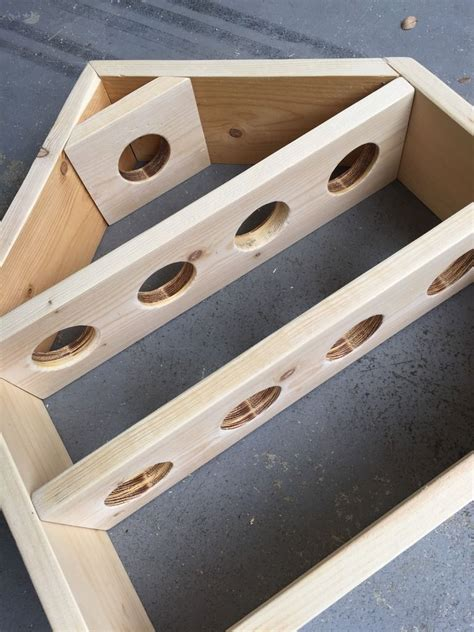 build  baseball holder display baseball shelf