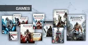 Image - Assassins Creed games.png | Assassin's Creed ...
