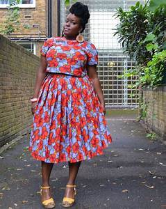 Plus size fashion. ~Latest African Fashion, African Prints ...