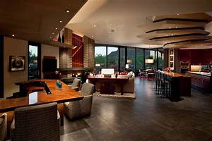 Great Room - Modern - Family Room - Phoenix - by