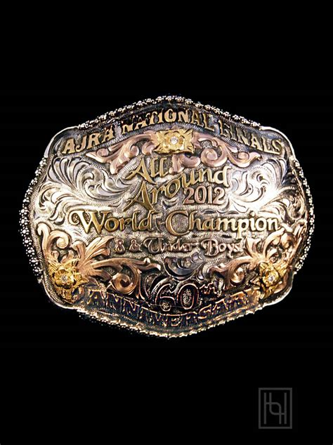utah  berry edge belt buckle custom trophy buckles