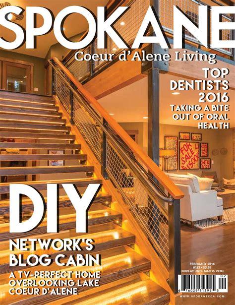 Spokane CDA Living February Issue 123 by Spokane magazine