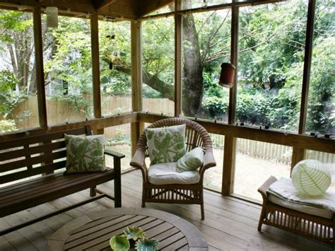 A Screen Porch Designed By You
