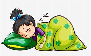 Sleeping child, Child, Go To Bed, Cartoon PNG Image and ...