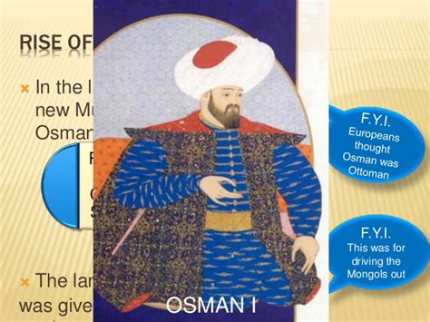The Rise Of The Ottoman Empire by The Rise Of The Ottoman Empire