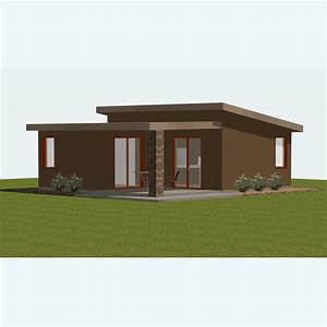 Small modern home plans newsonairorg for Small modern house plans