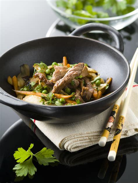 cuisiner viande quels morceaux de viande cuisiner au wok cuisine et