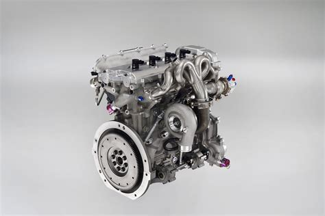 liter direct injection turbo global race engine