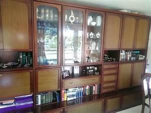 Gebrauchte Möbel Verschenken Abholung : mahagonie schrankwand gebraucht kaufen 2 st bis 75 g nstiger ~ Orissabook.com Haus und Dekorationen