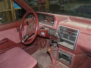1986 Mazda B2000 Interior