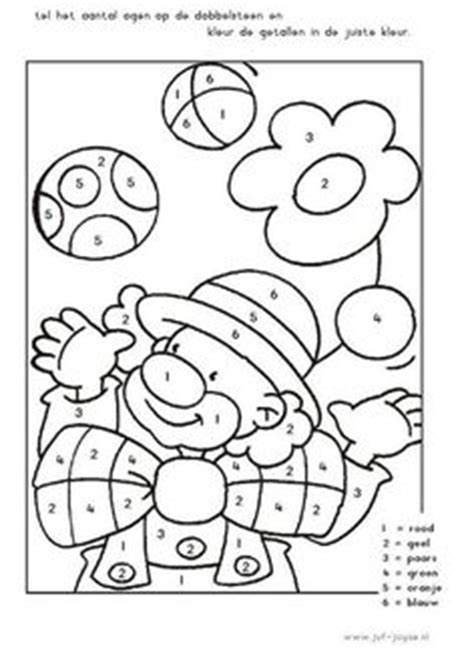 Gratis printbare kleurplaten met grote variëteit in. Mewarnai oyeye: Kleurplaat Getallen Splitsen