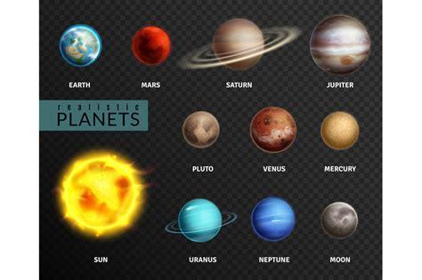 realistic planets solar system planet space universe galaxy sun moon  yummybuum