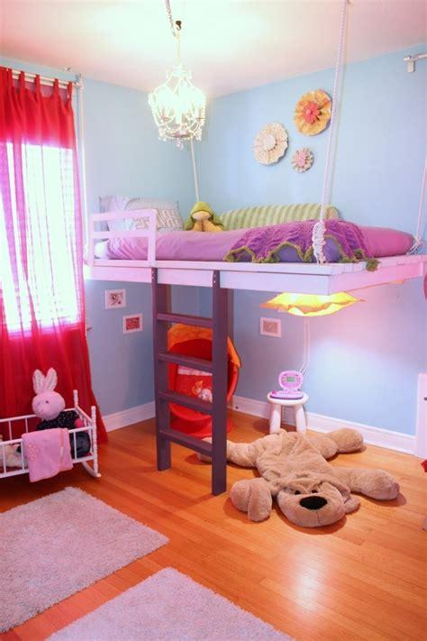 Kinderzimmer Ideen Hochbett kinderzimmer mit hochbett einrichten f 252 r eine optimale