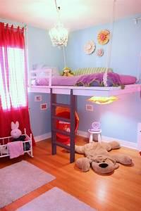 Ideen Kinderzimmer Mädchen : kinderzimmer ideen f r m dchen hochbett ~ Lizthompson.info Haus und Dekorationen