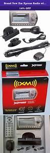 Brand New Xm Xpress Radio With Car Kit  A Brand New