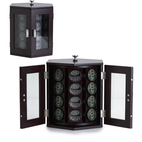 If you're looking for a simple drawer to store your. Wallace DK Rotating Coffee Pod Cabinet | Coffee pods, Pod coffee makers, Coffee pod storage