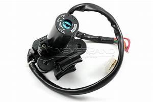 Ignition Switch Lock Key For Kawasaki Zzr400 Zzr600 Zx7r Zx9r Zx6r 1993