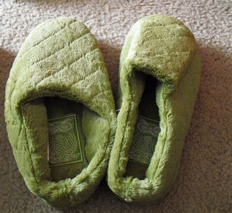 lovesac green phur slippers review emily reviews