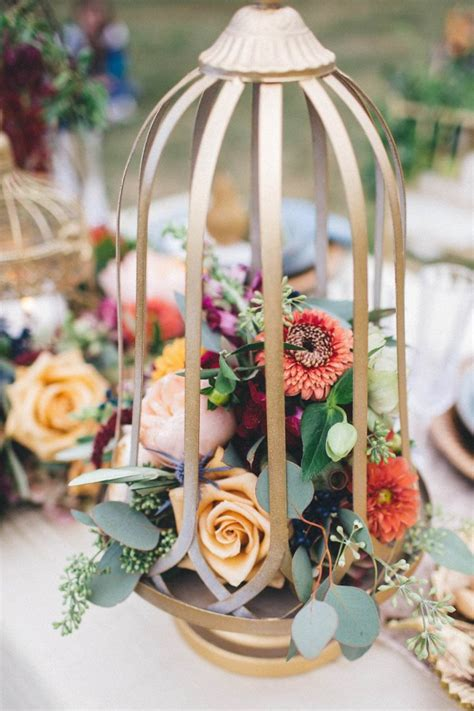 Elegant Fall Wedding Inspiration Junebug Weddings