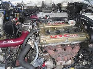 Sell Used Silver Turbo 4g63 Swapped Swap Mighty Max Ram 50 In Palm Bay  Florida  United States