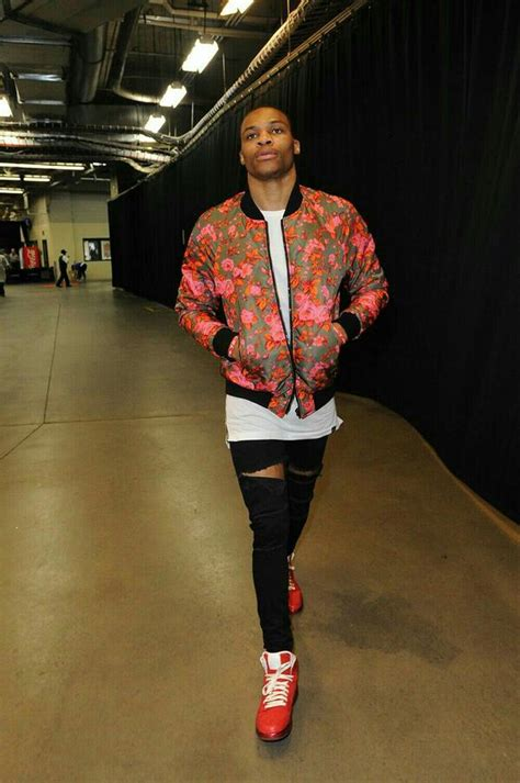 russell westbrook  ready  tonights game kentucky