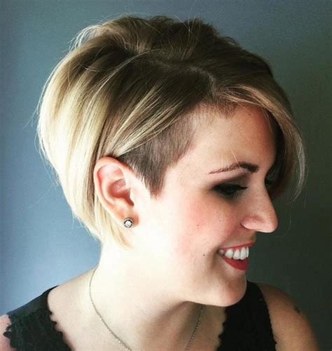 women hairstyle trend   undercut hair