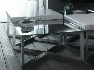 Table Pied Croisé : la table basse design en 33 exemples uniques ~ Teatrodelosmanantiales.com Idées de Décoration