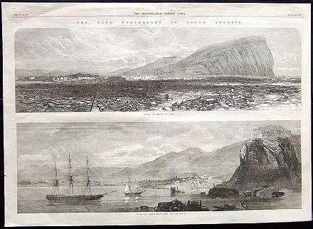 1877 Iquique earthquake - WikiVisually