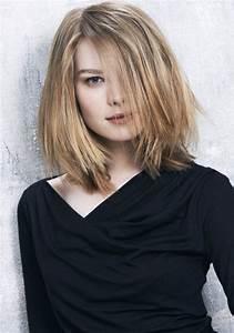 Coupe Cheveux Carré Mi Long : coupe de cheveux carre mi long ~ Melissatoandfro.com Idées de Décoration