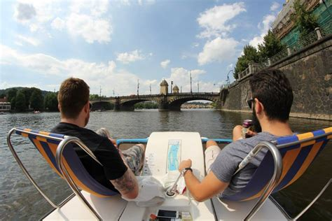 Paddle Boats Prague by Paddle Boats The Madhouse Prague