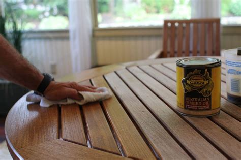 cleaning teak furniture vinegar outdoor decorations