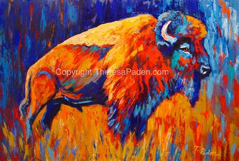 Images Of Colorful Wild Animal Paintings Golfclub