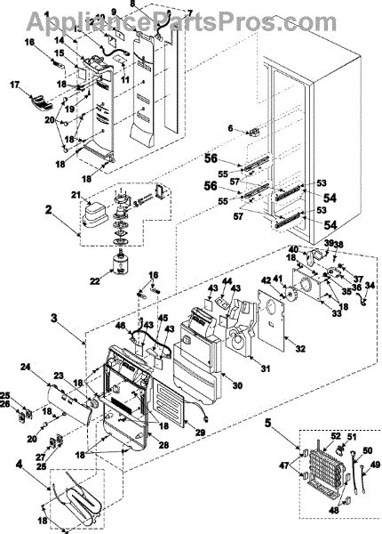 samsung da  water tank heater appliancepartsproscom