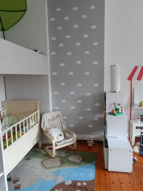 Kinderzimmer Ideen #1 Wolkenwand Tutorial & Plotter