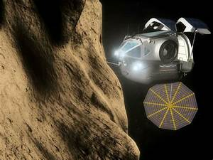 NASA's Sci-Fi Vision: Robots Could Help Humanity Mine ...