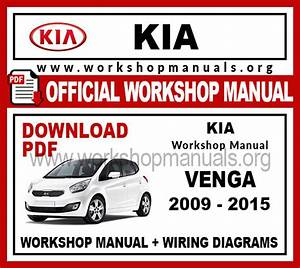 Kia Venga Workshop Repair Manual